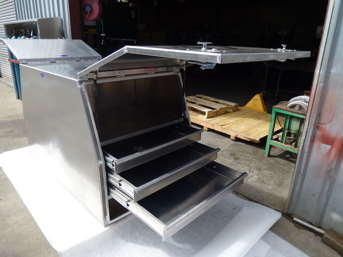 Ute Boxes Custom Built Roadrunner Manufacturing New